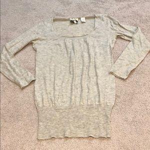 Barney's Co-Op Wool Cashmere Sweater
